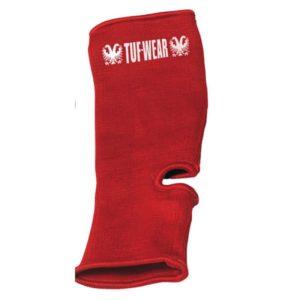 Tuf wear enkelbeschermers rood