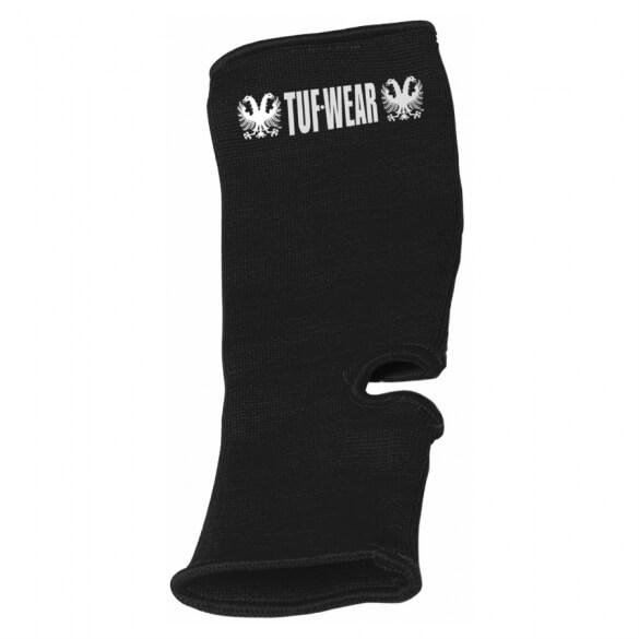 zwarte enkelbeschermers van Tuf wear