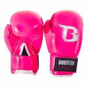 Booster BT kids Pink (kick)bokshandschoenen