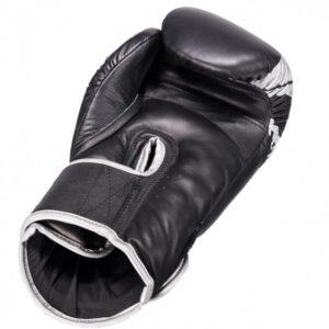 Booster Pro BGL 1 V3 zwart-zilver (kick)bokshandschoenen