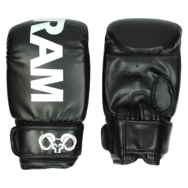 ram fighting gear elite bokszakhandschoenen van leer