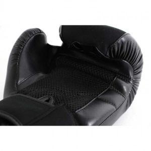 Adidas zakhandschoenen washable zwart/goud