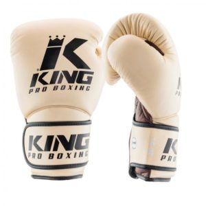 King (kick)bokshandschoenen kpb/bg star 2 beige/bruin