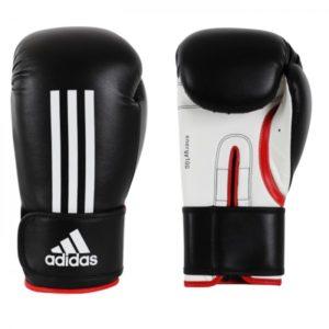 (kick) bokshandschoenen van Adidas energy 100 zwart wit