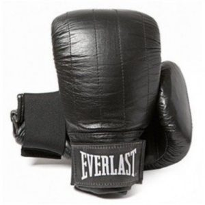Everlast boston bokszakhandschoen leer