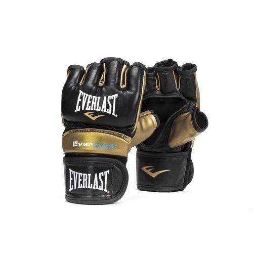 Everlast everstrike mma training handschoen zwart/goud