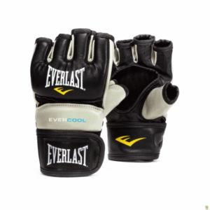 Everlast everstrike mma training handschoen zwart/grijs