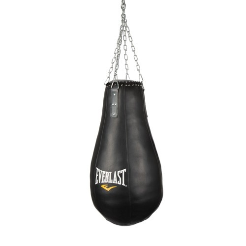 Everlast tear drop heavy bag