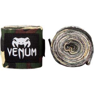 Camo bandages van Venum.
