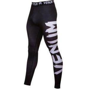 Zwarte spats van Venum giant.