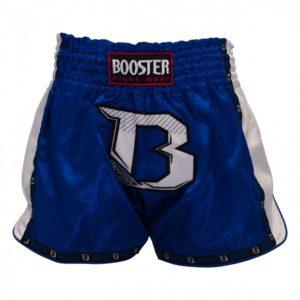 Blauwe fightshort van Booster tbt-pro.