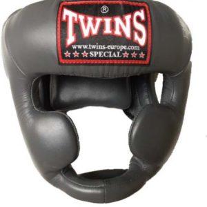 Grijze hoofdbeschermer van Twiins HGL 3.