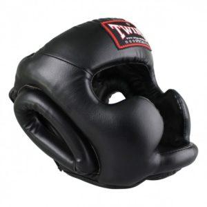 Zwarte hoofdbeschermers van Twins HGL 3.