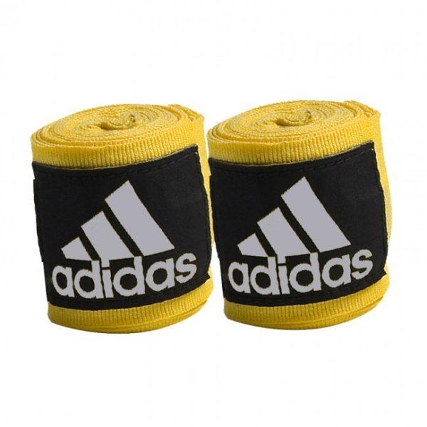 Adidas bandages geel