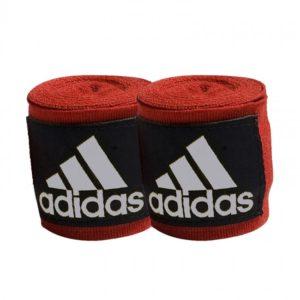 Adidas bandages rood