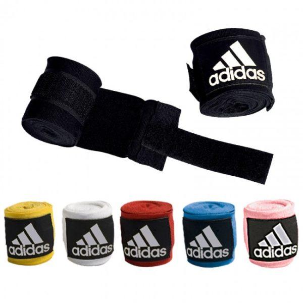 Adidas bandages zwart