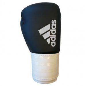 Adidas hybrid 50 (Kick)Bokshandschoenen zwart-wit