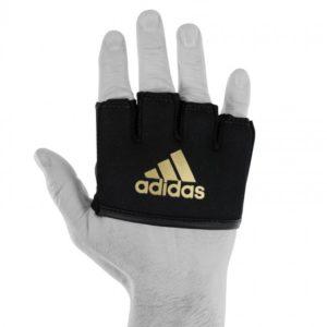 Adidas Knokkelbeschermers Met Gel Zwart/Goud