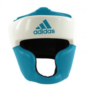 Adidas response hoofdbeschermer blauw