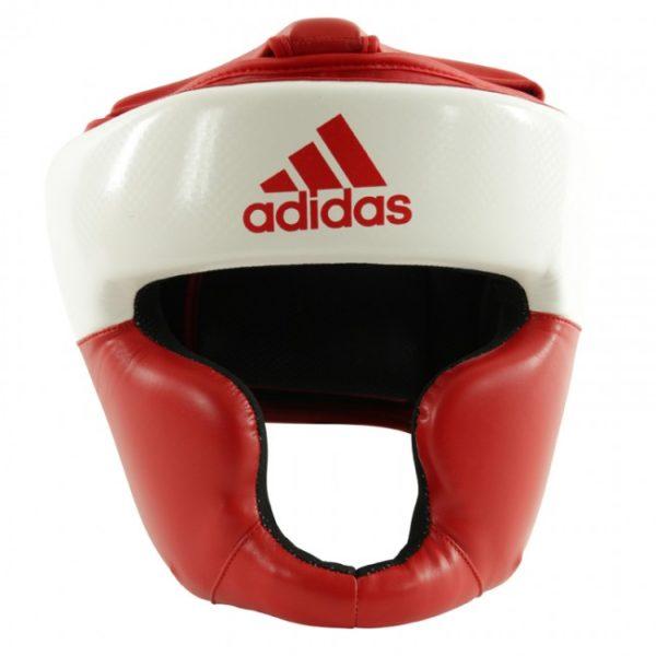 Adidas response hoofdbeschermer rood