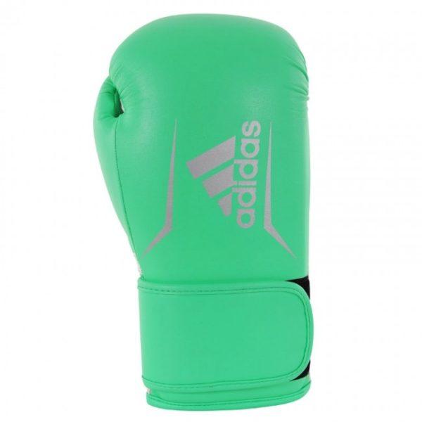 Adidas Speed 100 (Kick)Bokshandschoenen Lime/Zilver