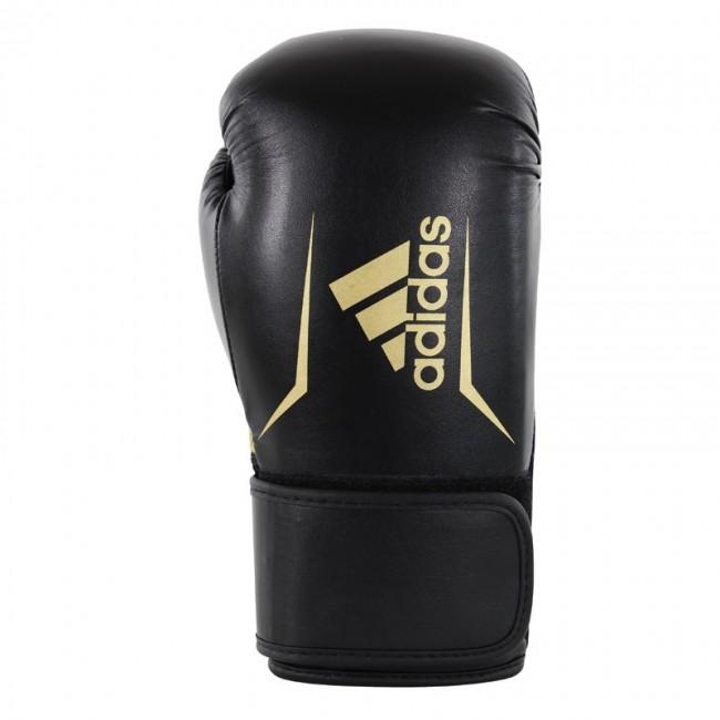 36604344e77 Bundel Adidas speed 100 zwart/goud (kick)bokshandschoenen + hybrid ...
