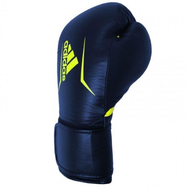 Adidas Speed 175 (Kick)Bokshandschoenen Blauw/Geel