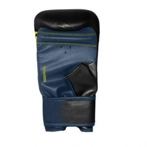 Adidas speed 300 leren bokszakhandschoenen zwart-geel