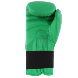 Adidas Speed 50 (Kick)Bokshandschoenen Lime/Zilver