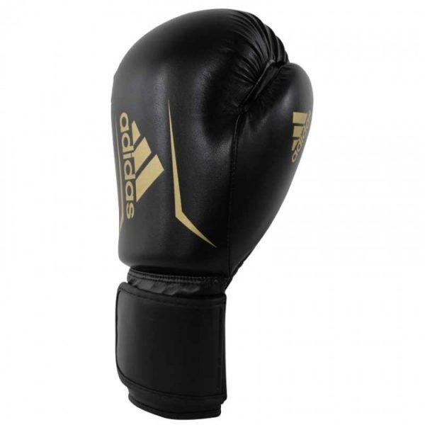 Adidas Speed 50 (Kick)Bokshandschoenen Zwart/Goud