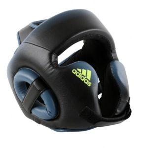 Adidas Speed Hoofdbeschermer Zwart/Geel