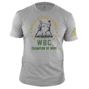 Adidas T-Shirt WBC Grijs