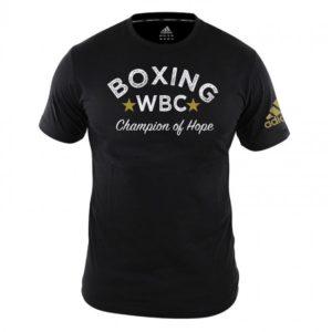 Adidas T-Shirt WBC Zwart