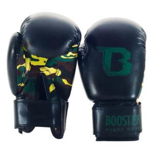Booster BT Kids (kick)bokshandschoenen Camo