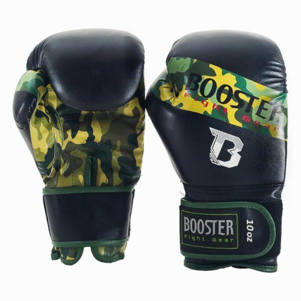 Booster BT Sparring (kick)bokshandschoenen Camo