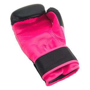 Booster BT sparring pink stripe (kick)bokshandschoenen