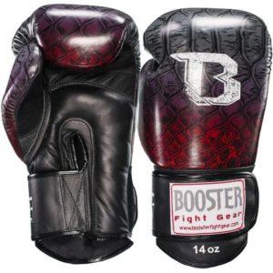 Booster (kick)bokshandschoenen Pro BGL Snake Red