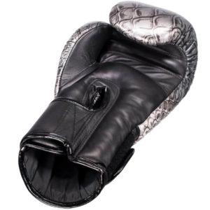 Booster (kick)bokshandschoenen Pro BGL Snake Silver