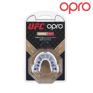 Opro Bronze Gebitsbeschermer UFC Wit