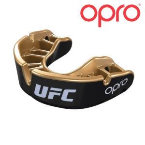 Opro Gebitsbeschermer UFC Zwart/Goud