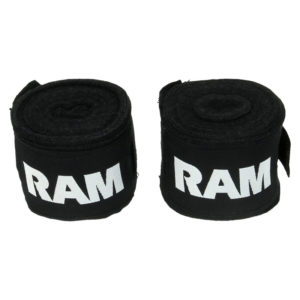 RAM bandages zwart 255 cm