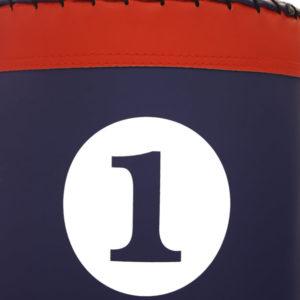 RAM C staande bokszak met scoring zones BLUE