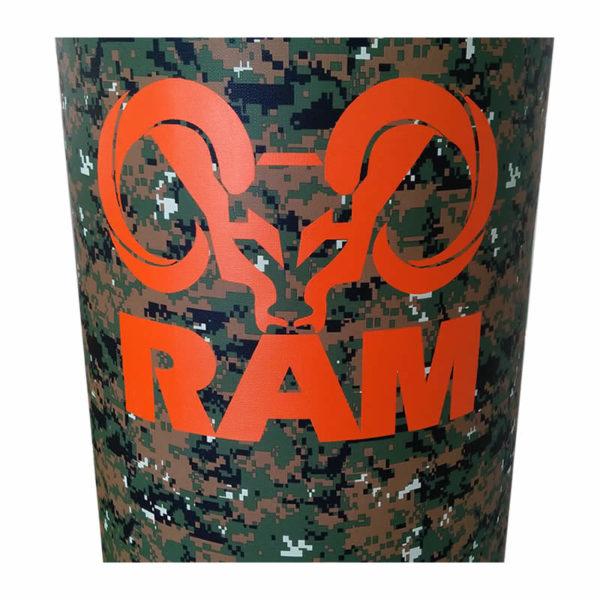 RAM CAM O XL staande bokszak