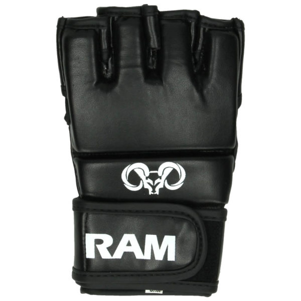 RAM Impact leather MMA handschoenen