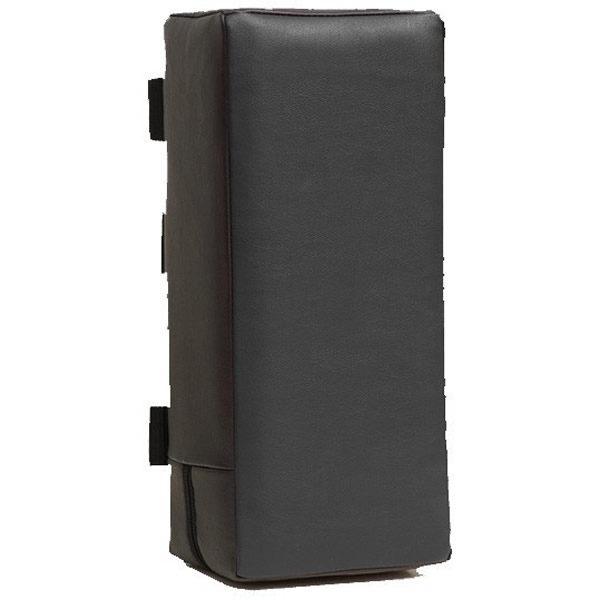 Sportief armpad luxury 45 x 20 x 15 cm zwart