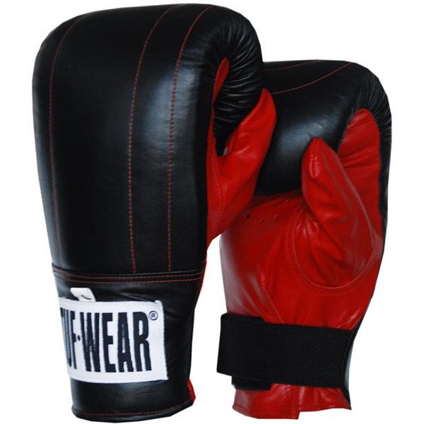 Tuf Wear leren bokszak handschoenen