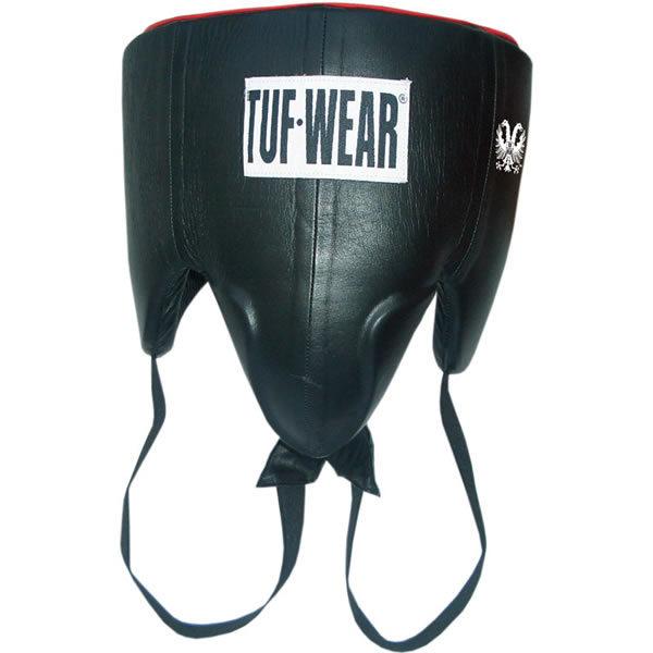 Tuf wear pro style lederen tok / kruisbeschermer