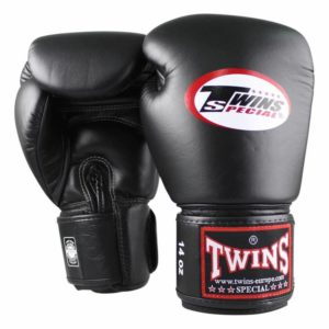 Twins BG-N BLACK (kick)bokshandschoenen