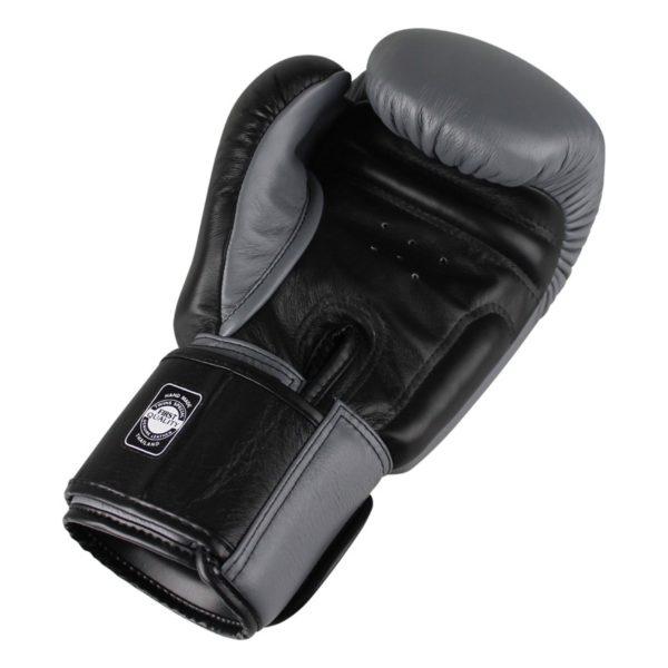 Twins BGVL 3 (kick)bokshandschoenen Grijs/Zwart