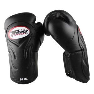 Twins BGVL 6 (kick)bokshandschoenen Zwart